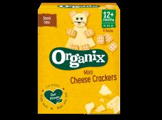 Mini Cheese Crackers 4x20g carton